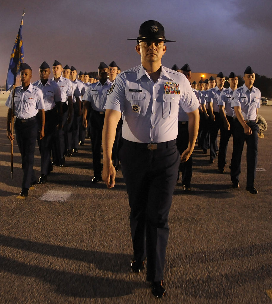 Air Force Military Training Instructor