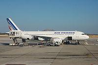 F-GKXM - A320 - Air France