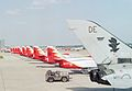 Air Tattoo International, RAF Boscombe Down - UK, June 13 1992 Patrulla Águila.jpg