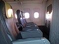 Airbus A320 EC-JFH Vueling cabin (5874930644).jpg