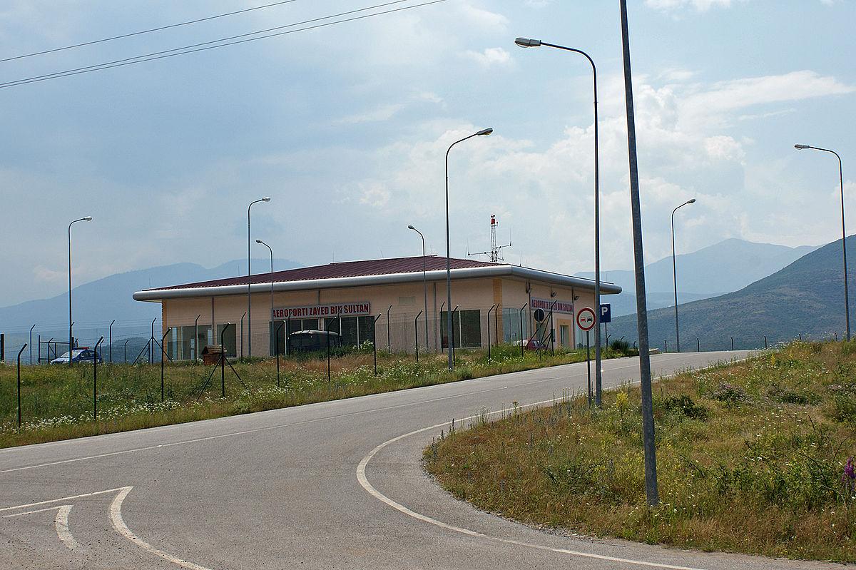 Resultado de imagen para kukës Airport
