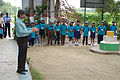 Ajoy Kumar Ray Delivers Inaugural Speech - Summer Camp - Nisana Foundation - Sibpur BE College Model High School - Howrah 2013-06-07 8701.JPG