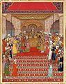 Akbar II in durbar.jpg