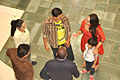 Akshay and Sonakshi promote 'Rowdy Rathore' on the sets of CID (3).jpg