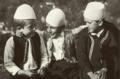 Albanian boys with Pileus on their head..png