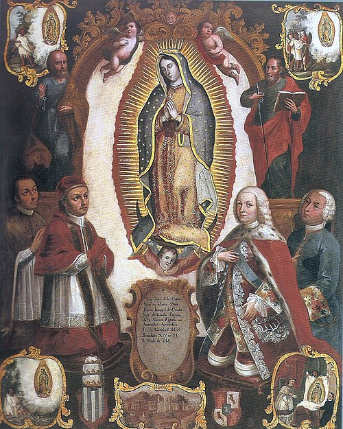 Our Lady Of Guadalupe Wikiwand