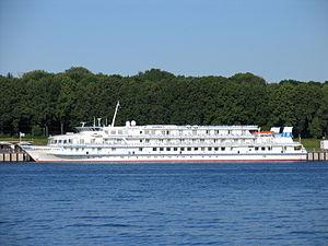 Aleksandr Grin in North River Port 17-jun-2012 03.JPG