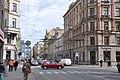 Aleksandra Čaka ielas un Ģertrūdes ielas krustojums, Rīga, Latvia - panoramio.jpg