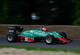 Alfa Romeo 183T Goodwood Festival of Speed 2012 (37256969).jpg