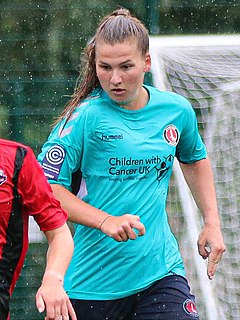 Alice Griffiths Welsh association football player