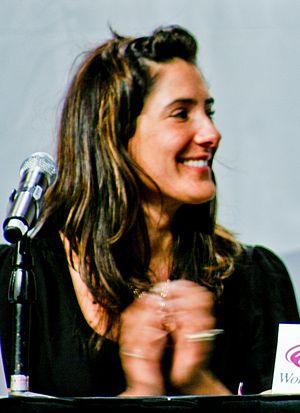 Alicia Coppola - Coppola in February 2008