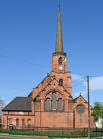 Woodlands, South Yorkshire - All Saints Church