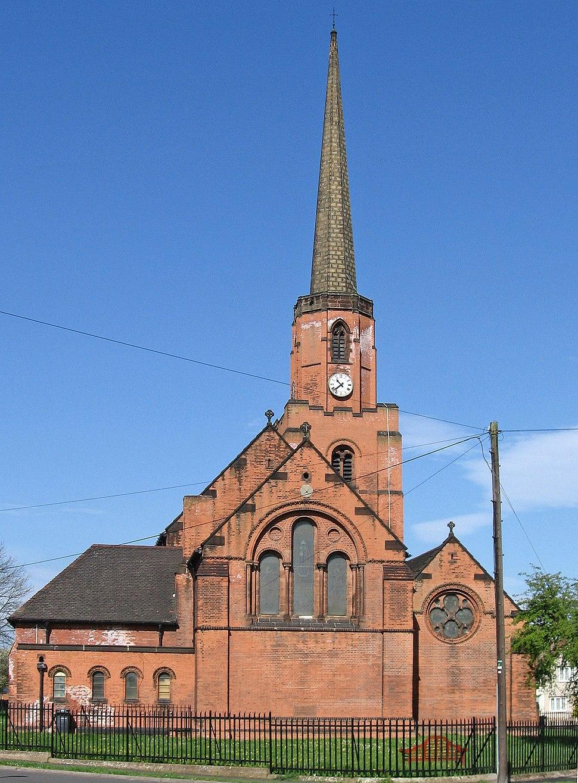 All Saints' Church, Woodlands, South Yorkshire