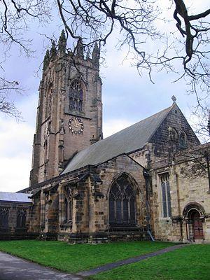 Driffield - All Saints' Church