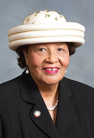 North Carolina's 12th congressional district special election, 2014 - Image: Alma Adams