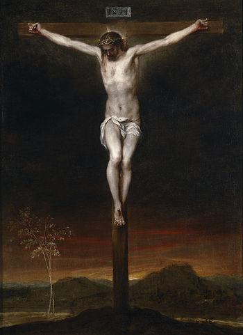 Alonso Cano%2C La Crucifixi%C3%B3n%2C El Museo Nacional del Prado