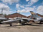 Alphajet Luftwaffe 40+23 at Piet Smits pic1.jpg
