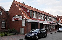Alte Marktstraße in Leer (Ostfriesland)