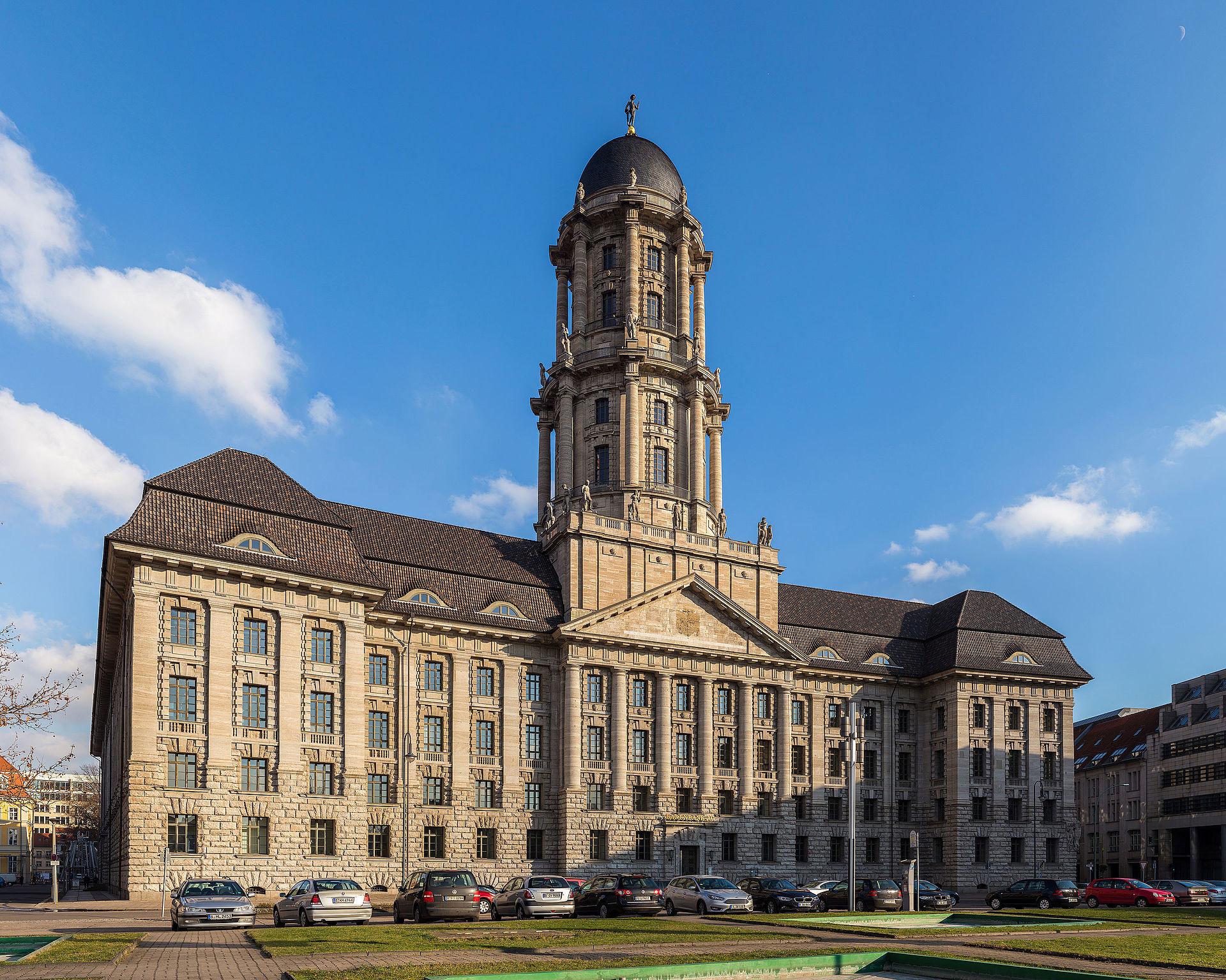 Altes Stadthaus Berlin Wikipedia