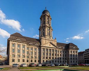 Altes Stadthaus, Berlin - Altes Stadthaus