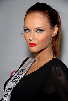 Alyssa Campanella arriving at Tao in Las Vegas on May 28, 2012