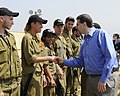 Ambassador Shapiro Meets With Israeli Soldiers (7048048193).jpg