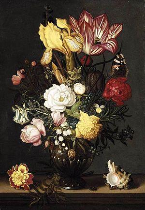 Ambrosius Bosschaert II - Still life