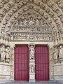 Amiens.- Cathédrale Notre-Dame (West portals) (2).JPG