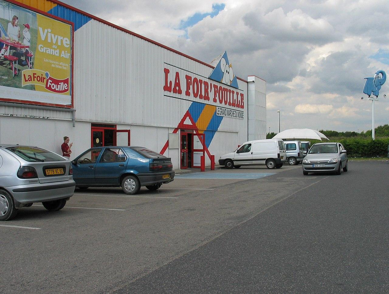 File amiens site touristique la foir 39 fouille for Miroir la foir fouille