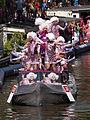 Amsterdam Gay Pride 2013 boat no38 Dolly Dellefleur & Friends pic3.JPG