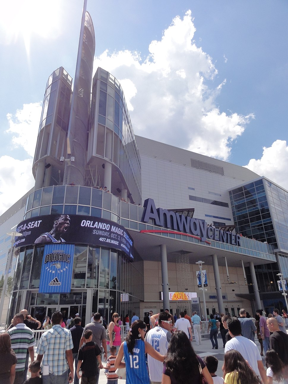 Amway CENTER6