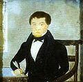 Anônimo - Retrato do Padre Antônio Diogo de Feijó.JPG