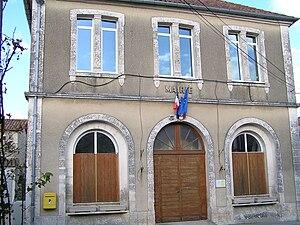 Anais, Charente - Anais Town Hall