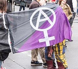 Anarcha-feminist-flag-ColognePride 2016.jpg