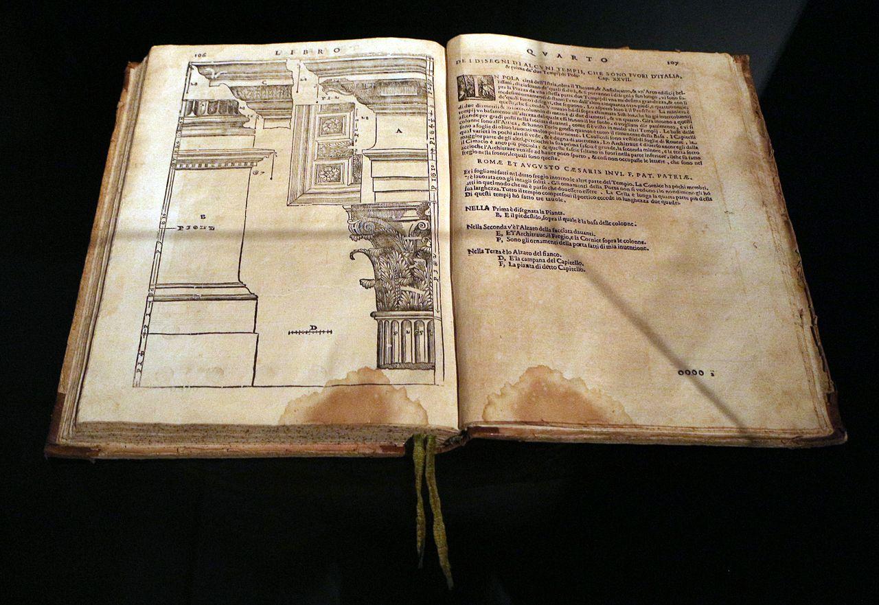 Ad P Architetti file:andrea palladio, quattro libri dell'architettura, 1640