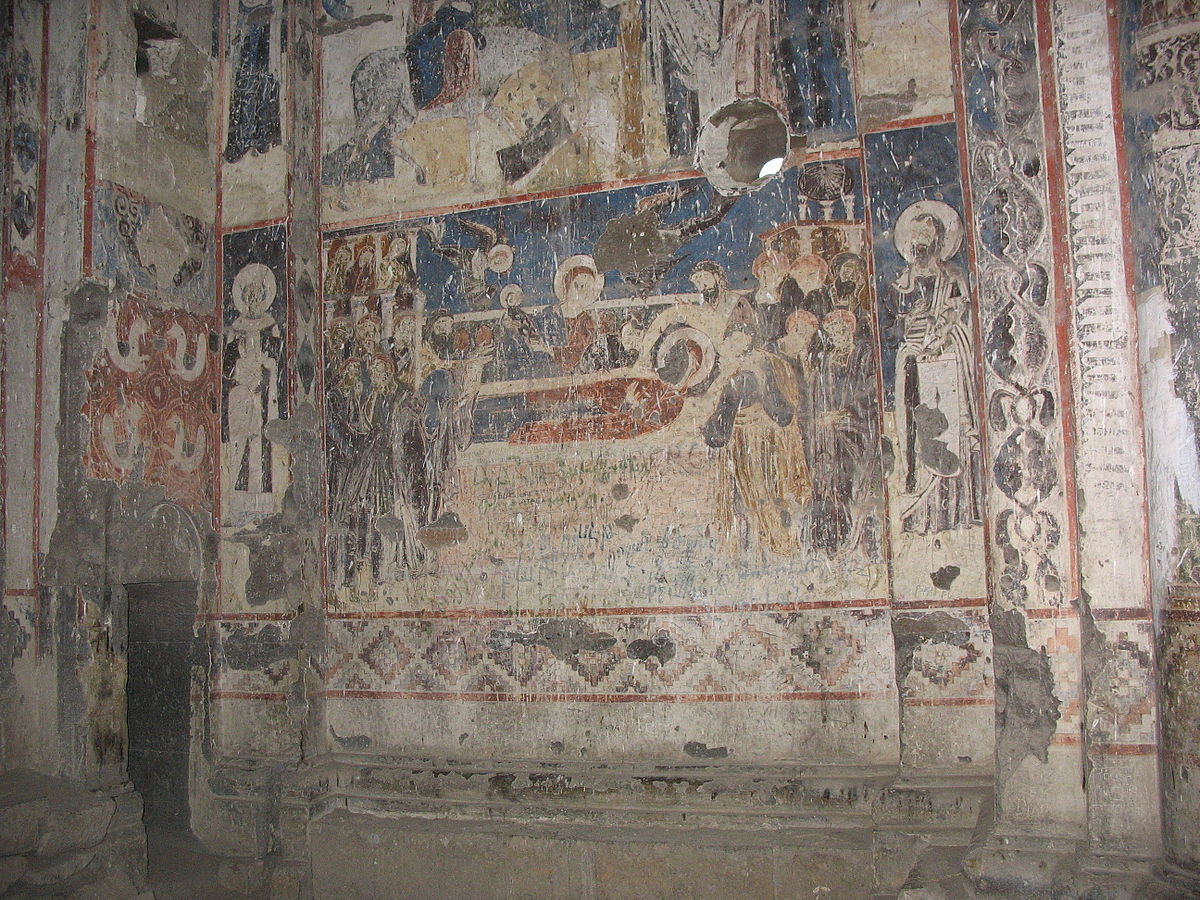 Ani St Tigran fresco.JPG