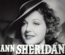 Ann Sheridan al trailer de Cowboy from Brooklyn (1938)