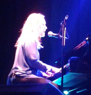 Anneli Drecker - Anneli Drecker at Vossajazz March 2015. Photo by Knut Andersen