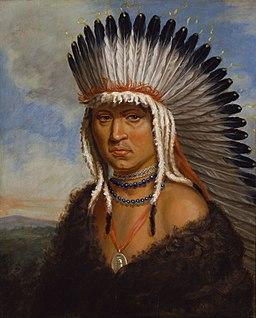 Anonymous - Petelesharro (Generous Chief) - 1985.66.167,379 - Smithsonian American Art Museum