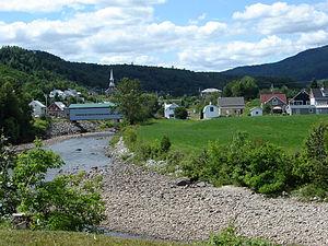 L'Anse-Saint-Jean, Quebec - Image: Anse St Jean