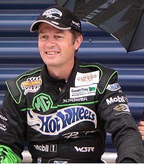 Anthony Reid British racecar driver