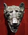 Antica roma, testa di lupo, I secolo dc.jpg