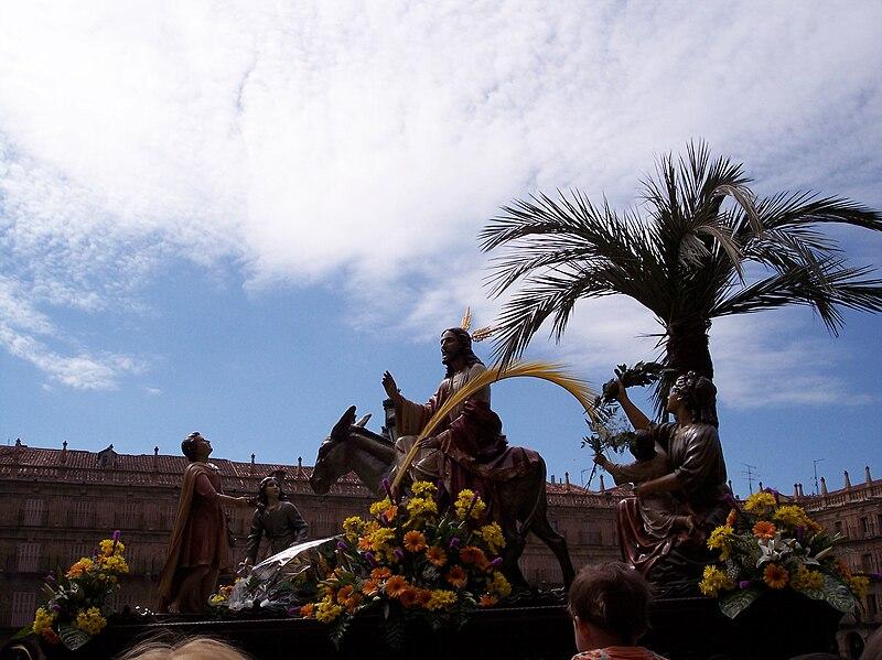 Archivo:Antigua Borriquilla Salamanca.jpg