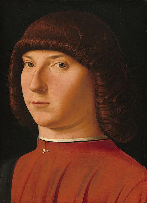 Antonello da Messina Portrait de jeune homme NGA