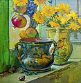 Antonio Sicurezza - Still life with pitchers.jpg
