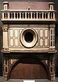 Antonio di manetto ciaccheri (attr.), modello per il completamento dle tamburo della cupola, 1451-60.JPG