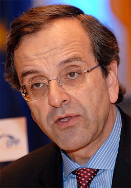 Antonis Samaras (PP Congress Bonn 2012)