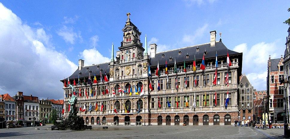 Antwerpen Stadhuis 2006-05-28