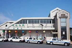 Aoimori Railway Misawa Station Misawa Aomori pref Japan02s3.jpg