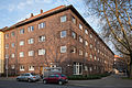 Apartment buildings Auf dem Dorn Hanover Germany.jpg